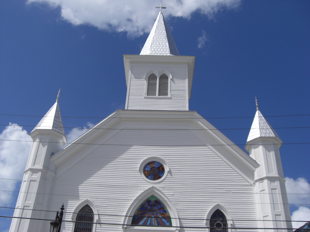An other southernmost church