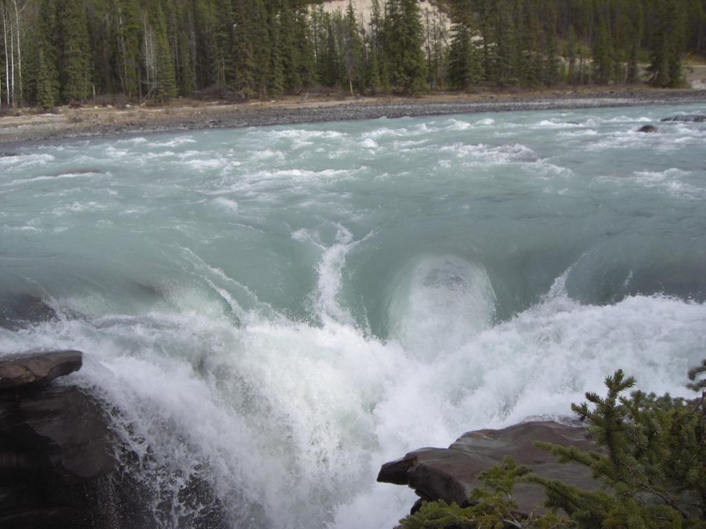 Athabasca Falls 2