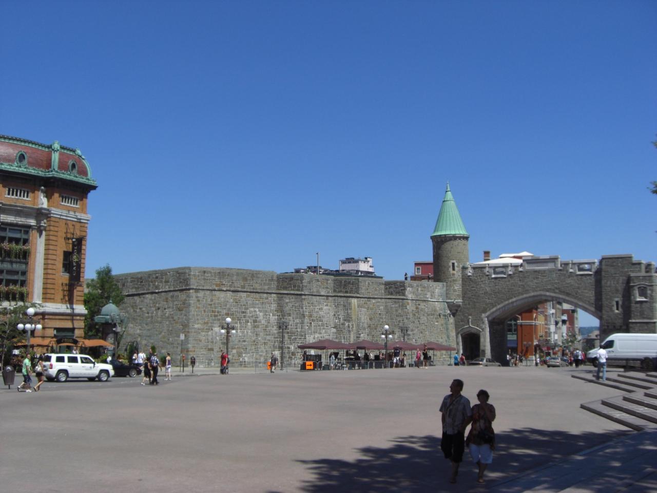 Außerhalb der Stadtmauer 2