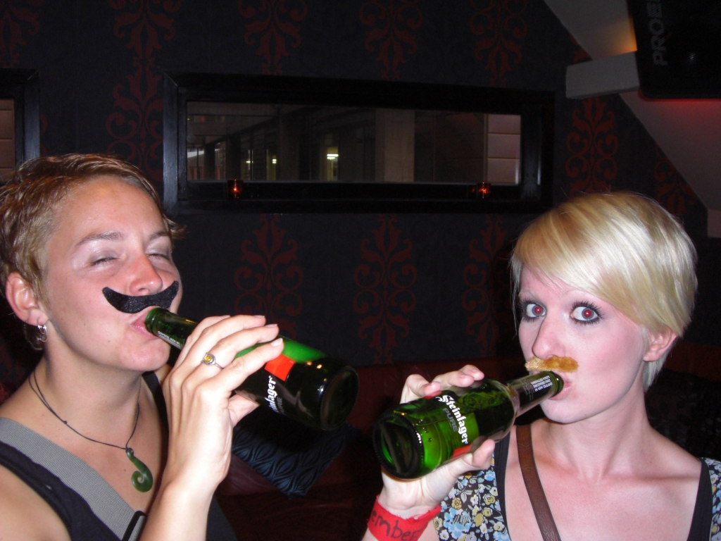 Biertrinken für den guten Zweck