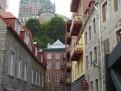 Chateau Frontenac kann man echt von überall sehen.