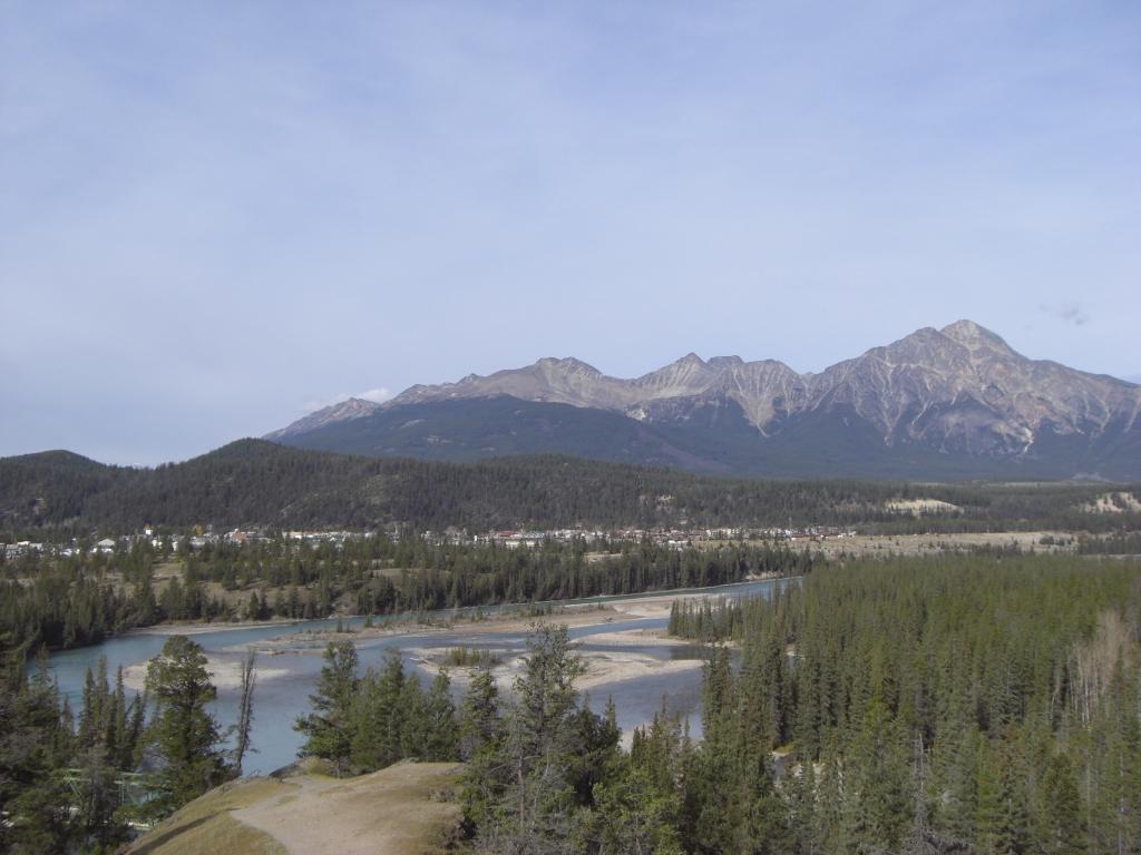 Blick auf Jasper 2