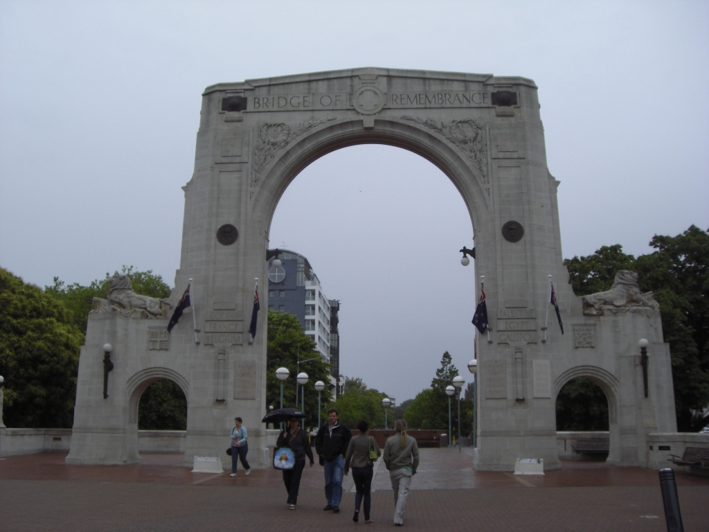 Bridge of Remembrance