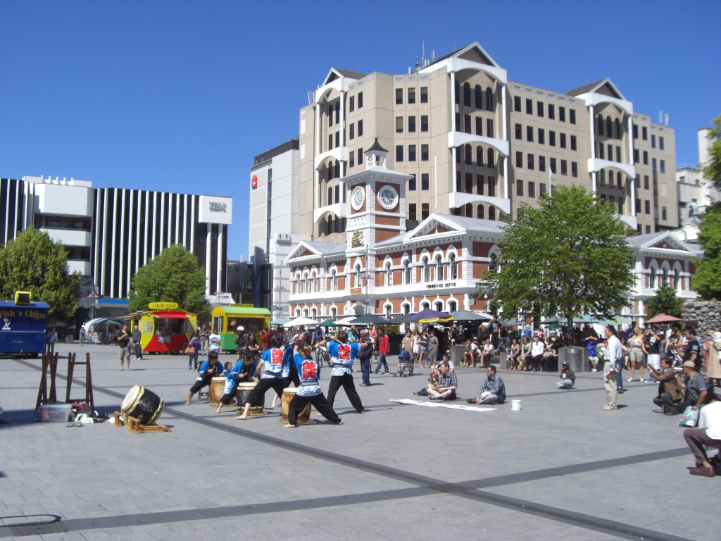 Christchurch 8