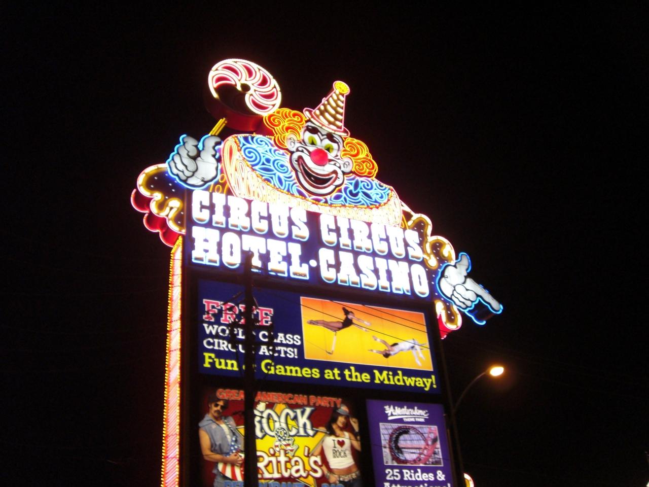 Circus Circus aka Casino Casino