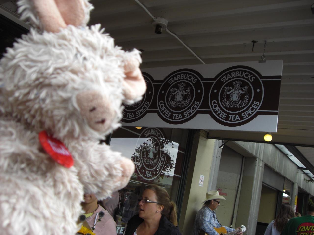 Das 1. Starbucks 2