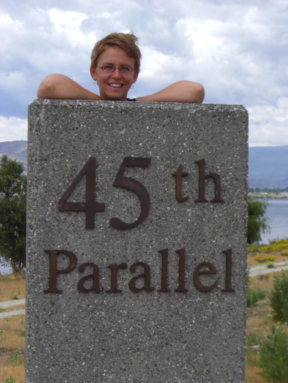 Der 45. Breitengrad und ich