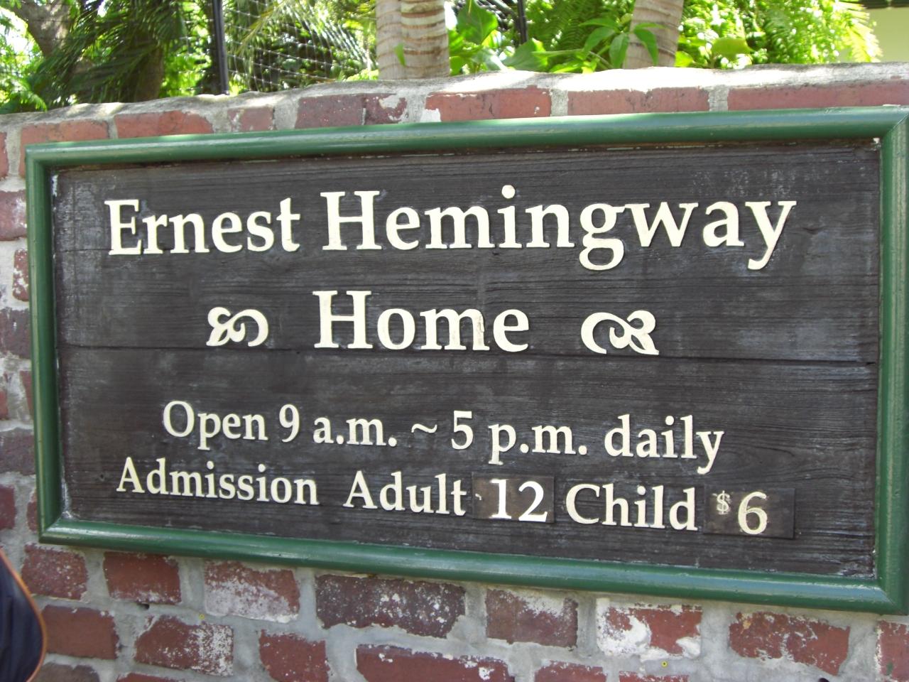 Hemingway House 1