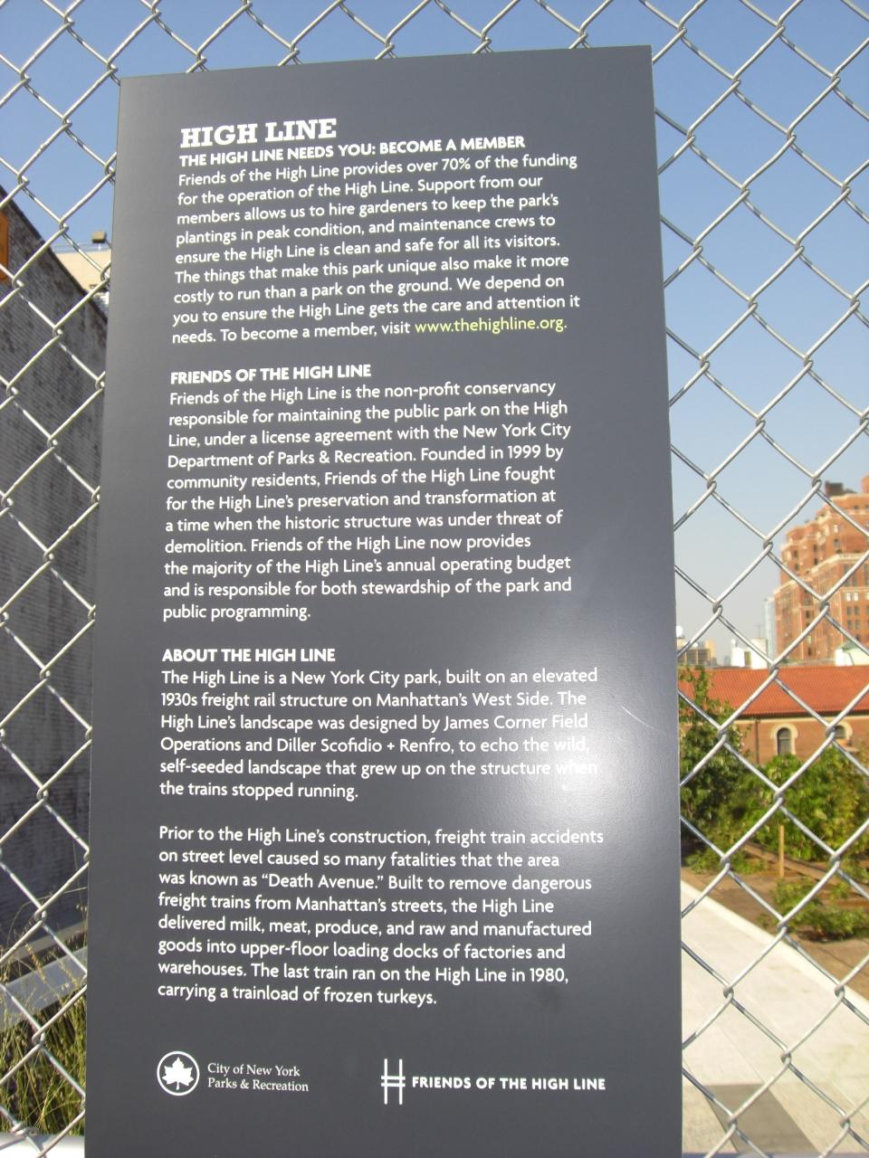 High Line 0