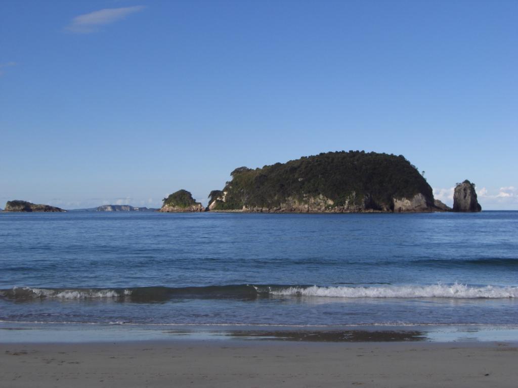 Kleine schöne Insel