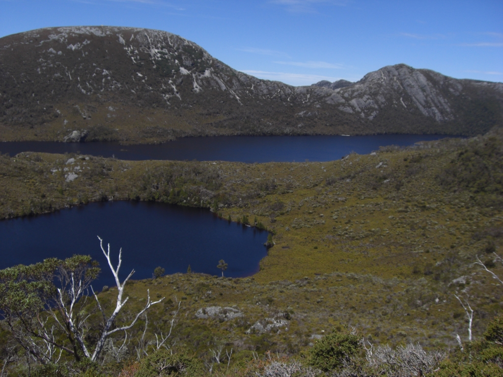 Lakes at Cradle Mountain National Park