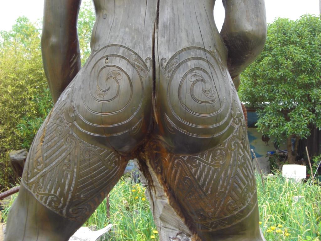 Maori-Arsch