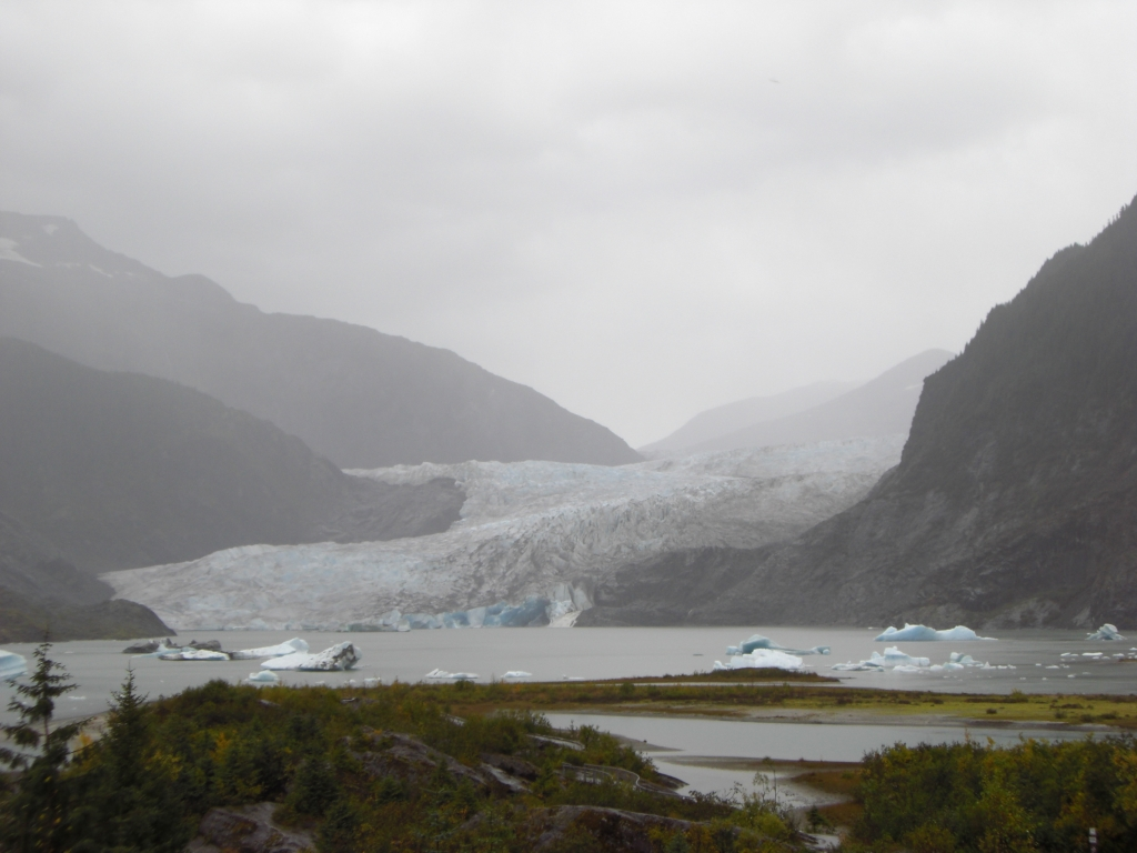 Mehr Gletscher