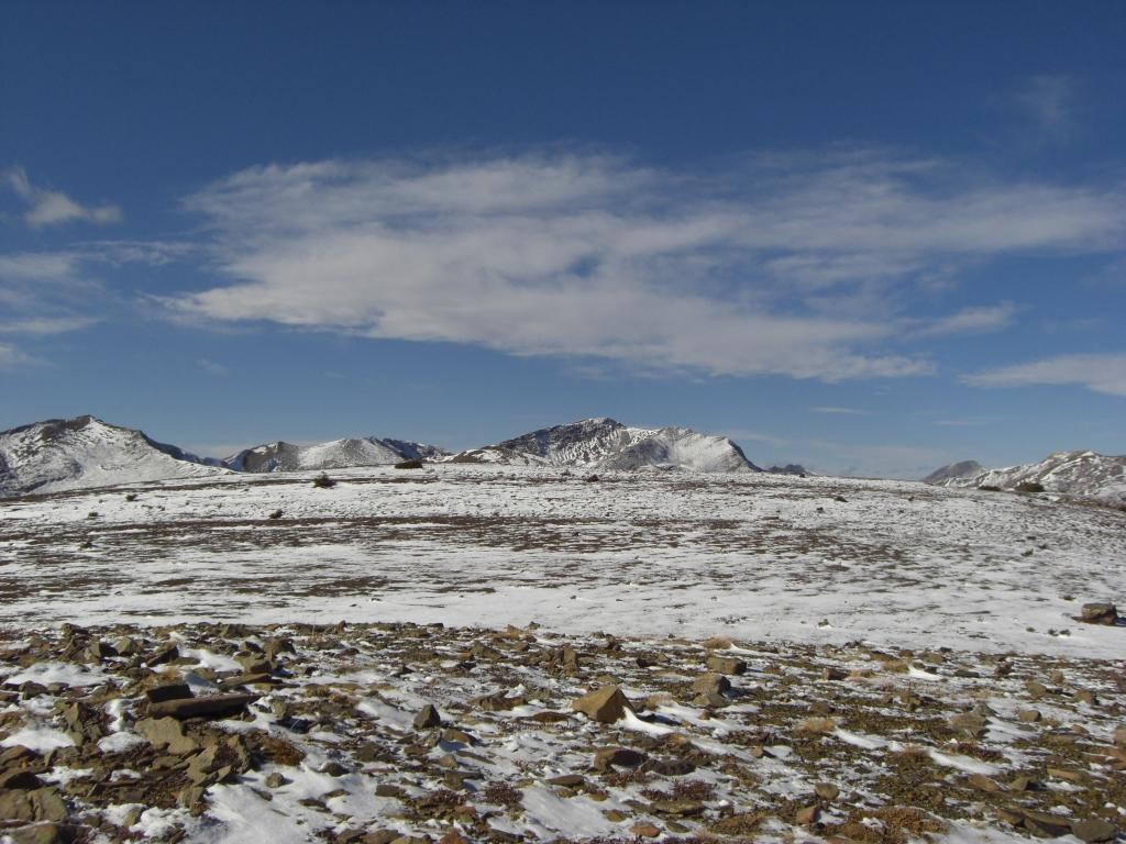 Mehr Winterlandschaft