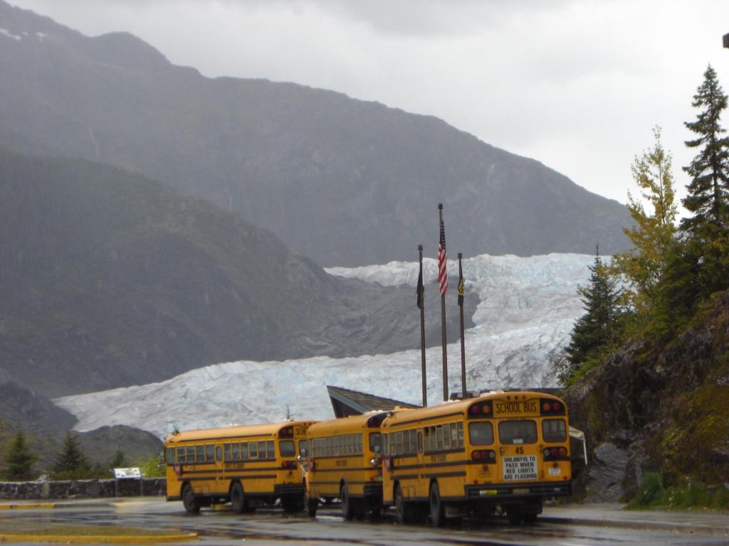 Mein erster Gletscher