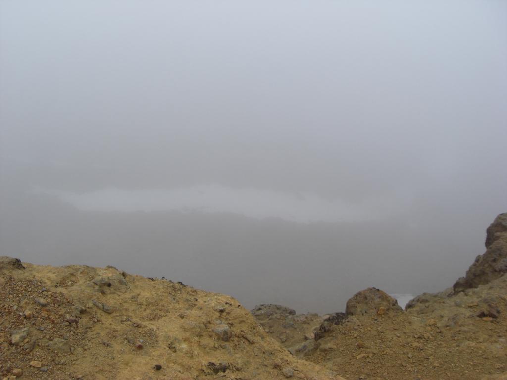 Mordor im Nebel