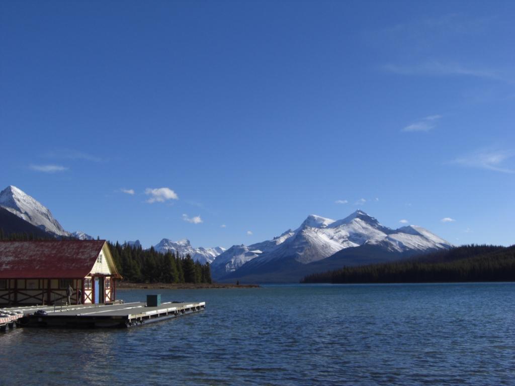 Noch ein See... auch hübsch