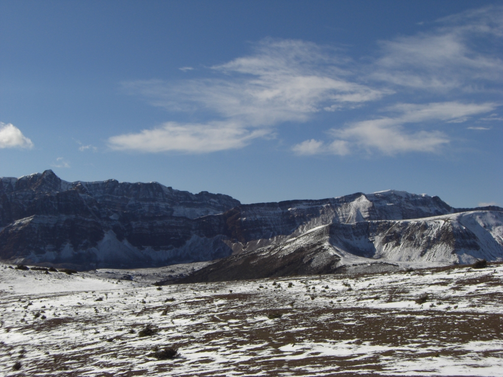 Noch mehr Winterlandschaft