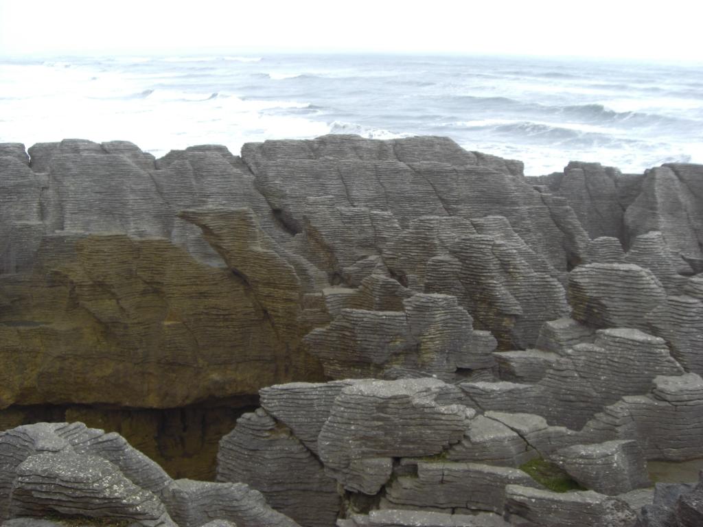 Pancake Rocks 1