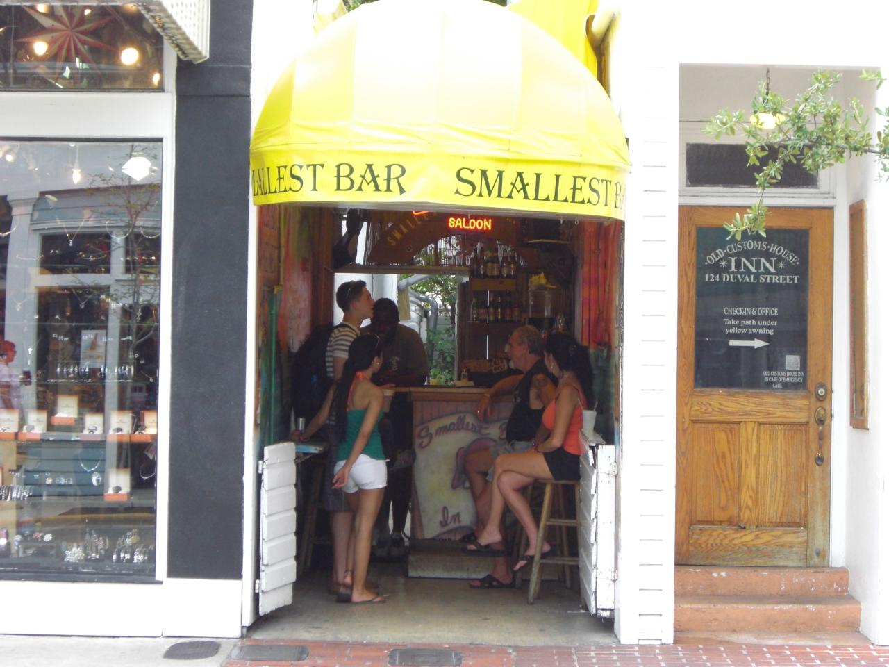 Smallest Bar