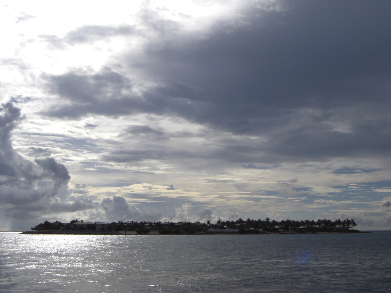 Southernmost Clouds