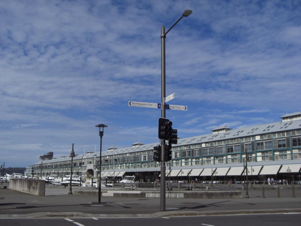 The Finger Wharf