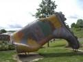 Trudi und der Riesengummistiefel