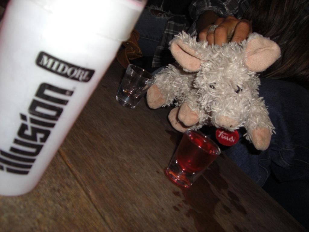 Trudi's Night Out 7