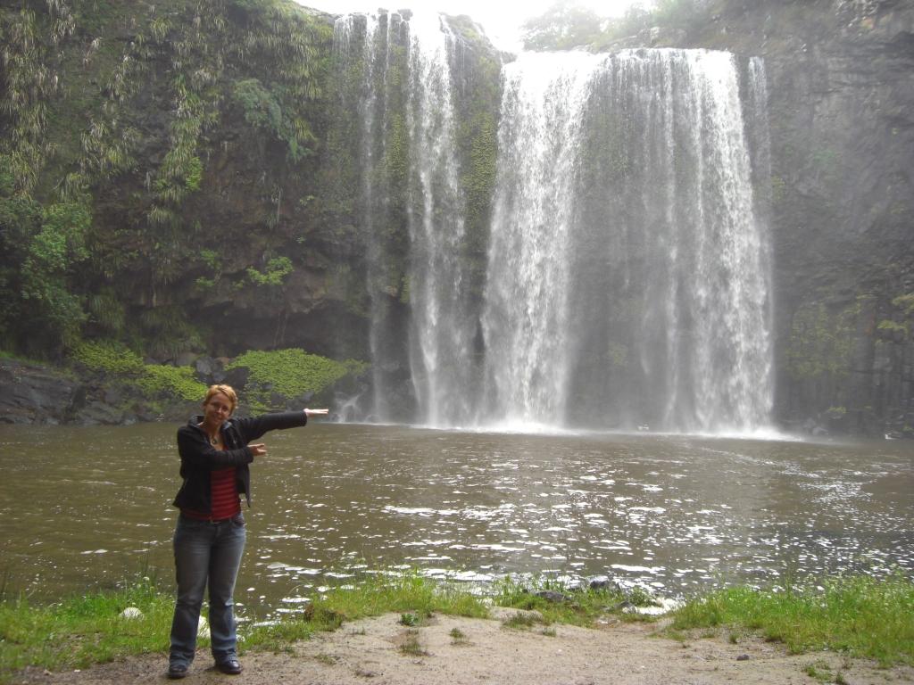 Voller Enthusiasmus präsentiere ich Wasserfall Nr. 2938