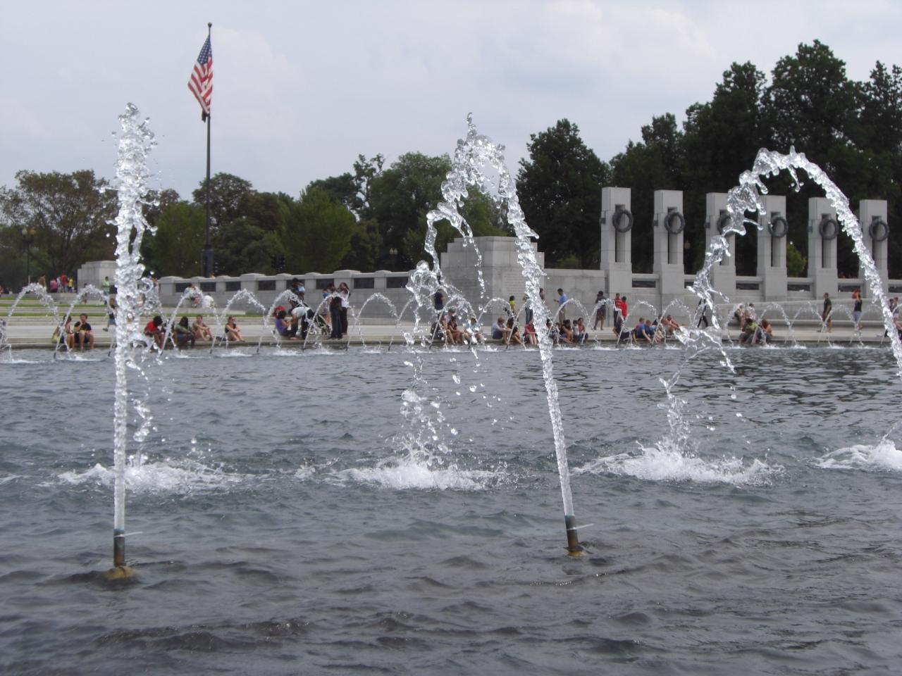 WW II Memorial 3