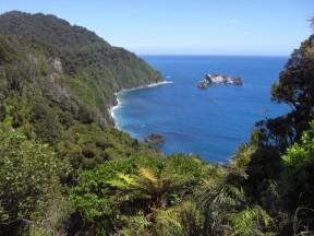 Neuseeland: Südinsel I