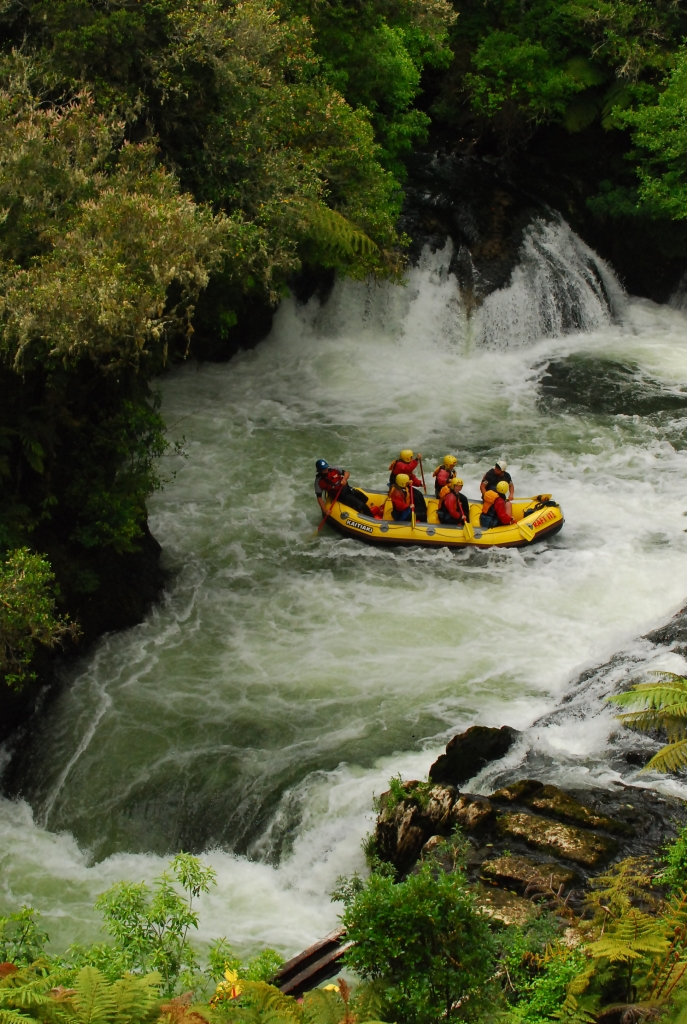 White Water Rafting 1